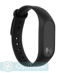 Фитнес-браслет Xiaomi Mi Band 2 для iOS и Android (XMSH04HM) Black - фото 33372