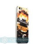 Чехол-накладка UV-print для iPhone 6s Plus/ 6 Plus (5.5) пластик (игры) World of Tanks тип 001 - фото 35587