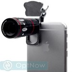 Объектив универсальный universal clamp camera lens 4 in-one серебристый - фото 6479
