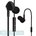 Наушники Hoco ES1 In-ear Sport Wireless Headset Bluetooth 4.1 Earphone Black Черные - фото 37954