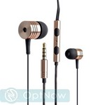 Наушники Xiaomi Mi 1More Piston in-ear headphones Gold Золотистые ORIGINAL - фото 38918