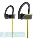 Наушники Hoco ES7 Stroke & Embracing Sporting bluetooth 4.1 Earphone Gray Серые - фото 46487