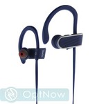 Наушники Hoco ES7 Stroke & Embracing Sporting bluetooth 4.1 Earphone Blue Синии - фото 46489