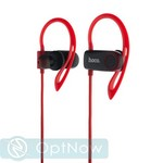 Наушники Hoco ES9 Fast Sports Wireless Headset bluetooth 4.1 Earphone Red Красные - фото 46547