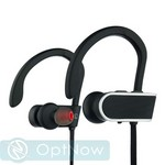 Наушники Hoco ES7 Stroke & Embracing Sporting bluetooth 4.1 Earphone Black Черные - фото 46830