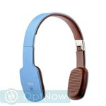 Наушники Hoco W4 Touch controllable wireless headphone Blue Синии - фото 47159