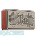 Портативная Bluetooth колонка I-Carer Wireless Speaker BS-221 Bass-Enhance 70db (IYX0001) Brown Коричневая - фото 47770