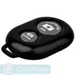 Фотопульт Bluetooth для iOS/ Android Remote Shutter Black Черный - фото 10516