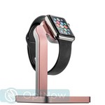 Док-станция COTEetCI Base4 Dock для Apple Watch stand CS2094-MRG Розовое золото - фото 44833