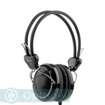 Наушники Hoco W5 Manno headphone (1.2 м) Black Черные - фото 47152