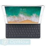 "Чехол клавиатура Apple Smart Keyboard для iPad Pro (10,5"") MPTL2/A ORIGINAL (Black) русская раскладка - фото 49710"