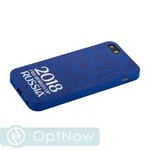 "Чехол-накладка TPU Deppa D-103855 ЧМ по футболу FIFA™ Official Logotype для iPhone SE/ 5S/ 5 (4.0"") Синий - фото 52355"